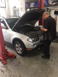 Check Engine Light Diagnostic at Columbus Auto Group West