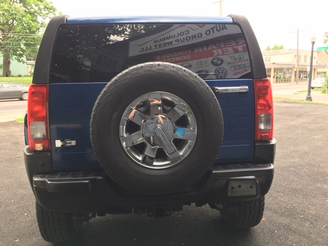 Hummer H3 For Sale at Columbus Auto Group West Used Auto Sales