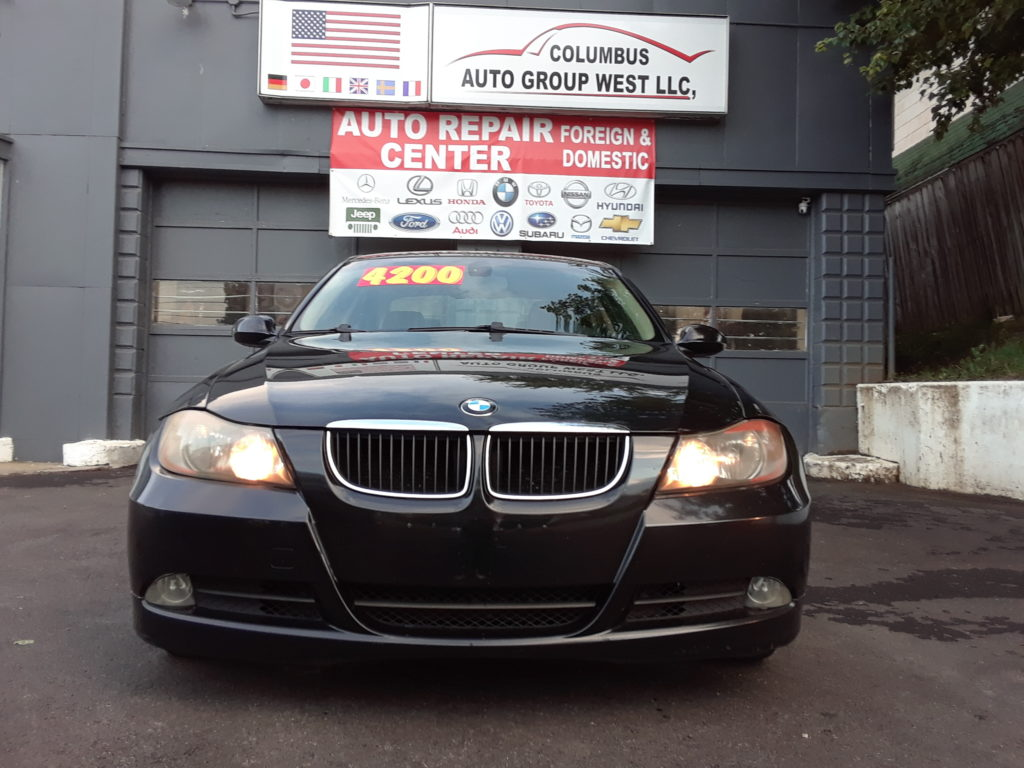 bmw-328i-front-view