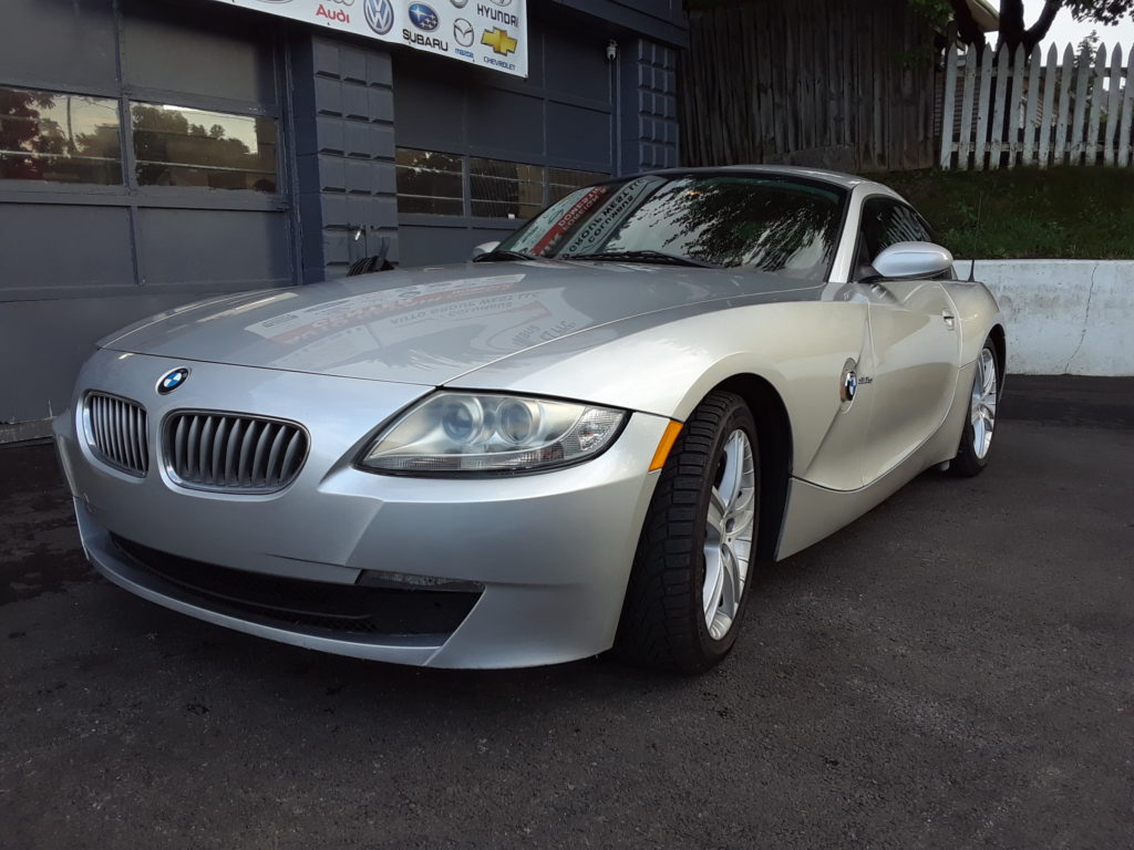 2007 BMW Z4 Hard Top Coupe For Sale at Columbus Auto Group West