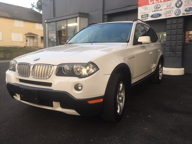 bmw-x3-white-drivers-side-front-angled-view