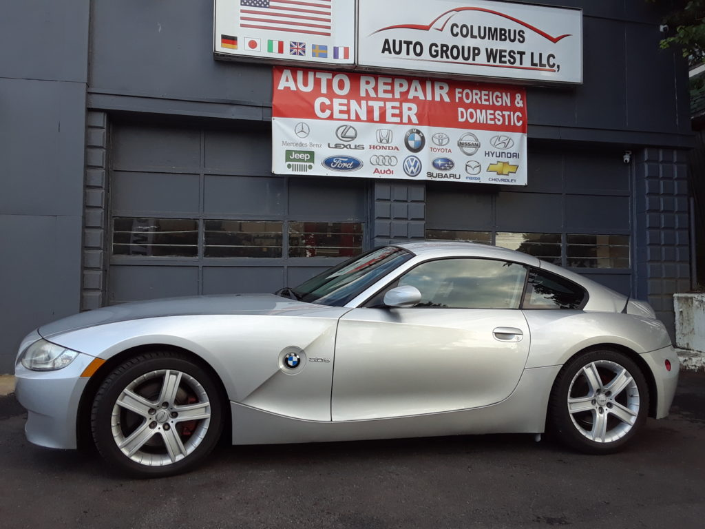 BMW Z4 Hard Top Coupe For Sale at Columbus Auto Group West